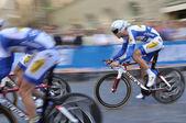 世界单车锦标赛 — 图库照片