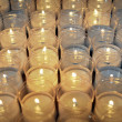 Votive candles — Stock Photo #33475557