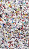 Paper confetti — Stock Photo