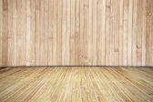 Bamboo wood room — Stock Photo