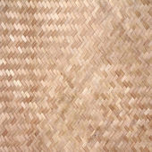 Bamboe hek achtergrond — Stockfoto