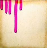 Grondante di colore su carta vecchia — Foto Stock