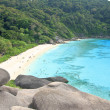 Similan island South of Thailand - Stock Photo