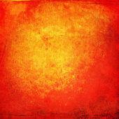 Orange grunge background — Stock Photo