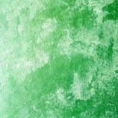 Abstract grunge green wall — Stock Photo