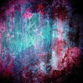 Abstract grunge wall — Stock Photo
