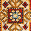 Stock Photo: Fragment of carpet pattern.