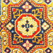 Stock Photo: Fragment of carpet pettern.