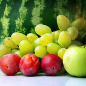 Still life with fruits — Stock Photo