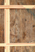 Vintage wooden background — Foto Stock