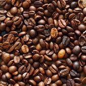 Kaffe bakgrund — Stockfoto
