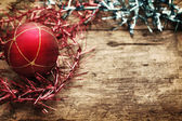 Vintage Christmas background — Stockfoto