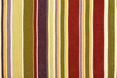Striped fabric texture — Stock Photo