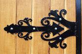 ゲートの装飾 — ストック写真