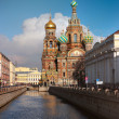 Church of the Saviour on Spilled Blood, St. Petersburg, Russia — Stock Photo #42214525