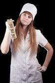 The nurse — Stock Photo