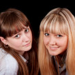 Young girls — Stock Photo #19869241