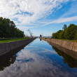 Channel of the Peter the Great — Stock Photo
