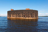 Fort Alexander (Chumnoy) — Stock Photo