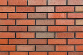 Brick wall close-up — Stock Photo