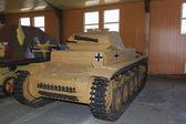 German medium tank PzKpfwII — Stock Photo