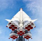 Rocket engine — Stock Photo