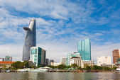 Ho Chi Minh City Vietnam Saigon — Stock Photo