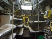 Aft compartment submarines — Foto de Stock