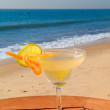 Daiquiri cocktail with ice — Stock Photo #27645679