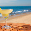 Daiquiri cocktail with ice — Stock Photo