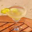 Daiquiri cocktail with ice — Foto de Stock