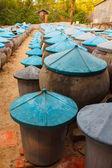 在越南的鱼露 — 图库照片