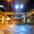 City Road overpass at night — Stock Photo #30322581