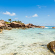 Seychelles, La Digue island — Stock Photo