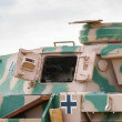 Stock Photo: Germmedium tank PzKpfw IV