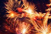 Fireworks Festival — Stock Photo