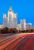 Moscow, Stalin skyscraper — Stock Photo