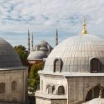 Tomb of Sultan Selim II and Murad III — Stock Photo #44372593