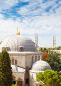 Tomb of Sultan Selim II — Stock Photo