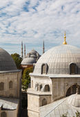 Tomb of Sultan Selim II and Murad III — Stock Photo