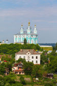 Saint George church (Smolensk) — Foto de Stock