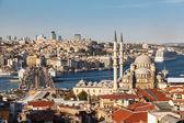 Yeni Cami (The New Mosque) — Foto de Stock