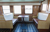 Old Istanbul ferry — Stock Photo