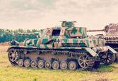 PzKpfw IV turret — Stock Photo