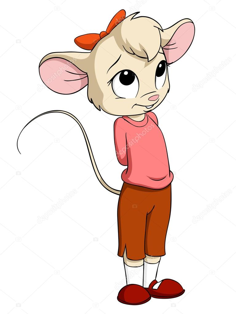 female mice how to tell