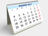 Marzo2013 — Stock Photo
