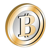 Bitcoin2 — Stock Vector