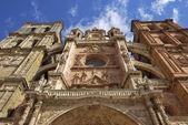 アストルガ大聖堂のファサード — Stock fotografie