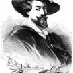 Rubens portrait — Stock Photo #25272481
