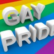 Gay pride — Stock Photo #27416671